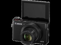 Canonpowershotg7xfrontscreenup
